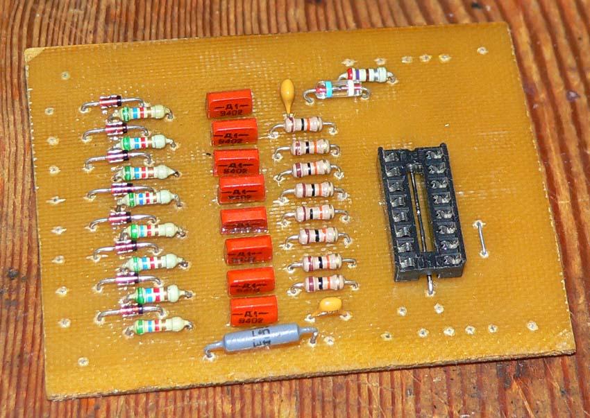 КТ315-361 и уменьшил ток.